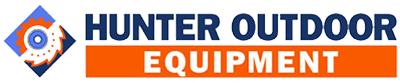 Hunter Outdoor Equipment Logo